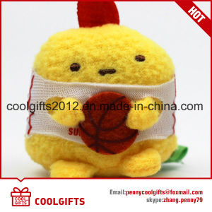 New Design Custom Small Animals Toys Plush Keychain pictures & photos