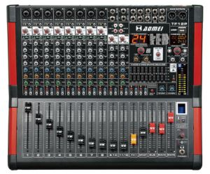Special New Design Powered Mixer TF8p Series Professional Amplifier pictures & photos