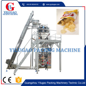 Snacks Potato Chips Beans Rice Packing Machine pictures & photos