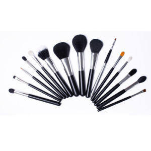 Wholesale 15PCS Cosmetics Tool Makeup Brushes Available for Private Logo pictures & photos