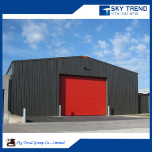 Customized All Galvanized Steel Structure Hangar Used for Boat or Airplane