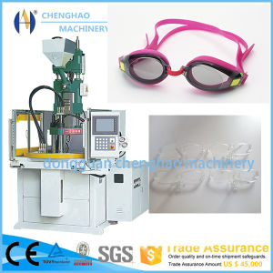 Plastic Injection Molding Machine for Making Silicon Glasses