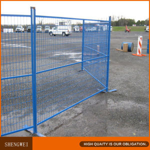Removable Temporary Yard Fencing System pictures & photos