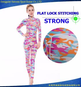 Super Stretchy Neoprene Camouflage Wetsuit for Diving Surfing