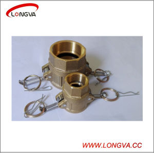 Brass Camlock Quick Coupling Type a, B, C, D, E, F, DC, Dp pictures & photos