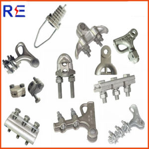 Alumininum Alloy Hot Line Clamp pictures & photos