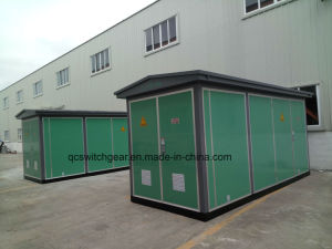 Mv / LV Prefabricated Substation