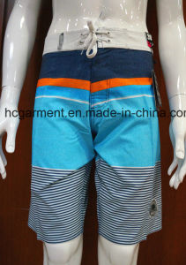 Quickly Dry Swimming Wear Colorful /Solid Polyester Board Shorts for Man/Women