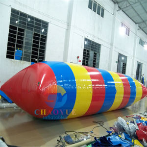 Colorful PVC Inflatable Water Blob Water Launch for Water Sports pictures & photos