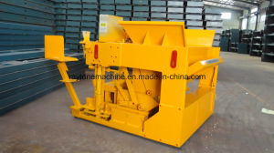 Qtm6-25 Big Capacity Pallet-Free Mobile Movable Hollow Block Solid Brick Making Machine pictures & photos