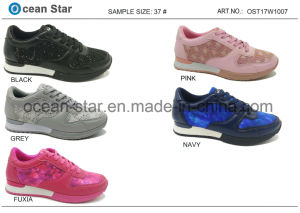New Arrival Fashion Woman Casual Sport Shoes pictures & photos