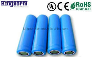 3.2V 14500 600mAh LiFePO4 Battery for E-Cigarette