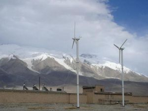 10000W On-Grid (Grid Tie) Wind Generator System, Grid Connected Wind Power Energy