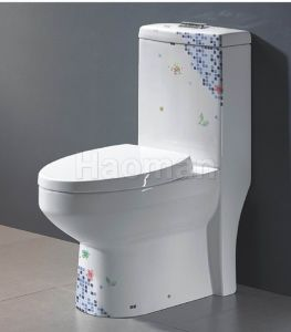 One Piece Toilet (HM-2027)