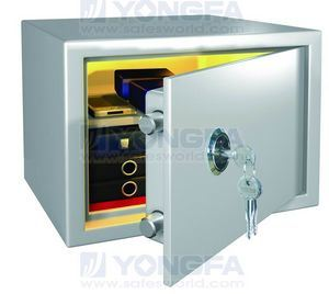 250b2 Home Use Key Open Mechnical Safe pictures & photos