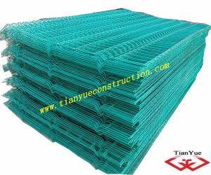 PVC Coated Welded Wire Mesh Fence (TYC-16) pictures & photos