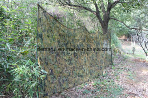 Fire Retardant Camo Nets for Hunting pictures & photos