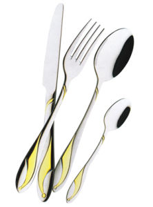 Stainless Steel Cutlery Set (5)