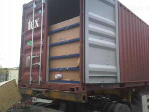Flexible Tank for Bulk Liquid Transport