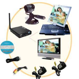 China 24GHz Super Mini Wireless Camera TU 811GA
