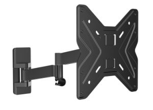 "Aluminium 23""-42"" Full Motion LCD LED TV Wall Bracket"