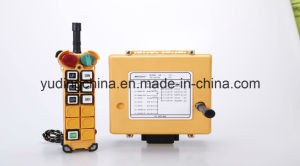 Best Quality Industrial Wireless Radio Remote Control F21-6D pictures & photos