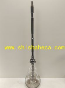 Top Hookah Shisha Chicha Smoking Pipe Nargile Accessories Aluminum Stem pictures & photos