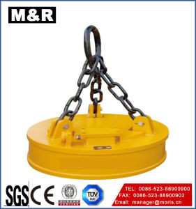 Circular Electro Lifting Magnet Handling Equipment pictures & photos