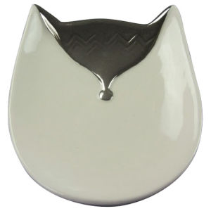 Fox Shaped Ceramic Tray, Ceramic Craft for Home Decoration pictures & photos