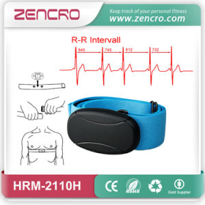 Zencro Newest Bluetooth Hrv Heart Rate Soft Chest Belt