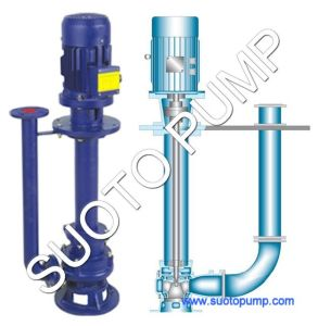 Long Shaft Submersible Sump Pump (YW) pictures & photos