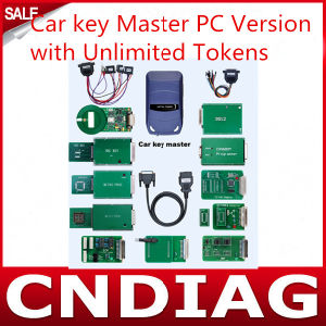 Different Car Key Master PC Version with Unlimited Tokens