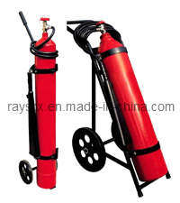 From Syn CO2 Trolley Extinguisher pictures & photos