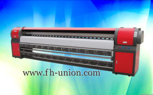 3.2m Konica Wide Format Solvent Printer