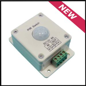 PIR LED Dimmer Switch 12V/24V (SW-PIR-SW) pictures & photos