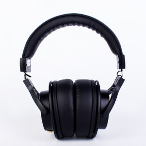 Customize Stereo Wired Over Ear Headset Headphone Noise Canceling Professional Studio DJ Headphones for Mixer CDJ