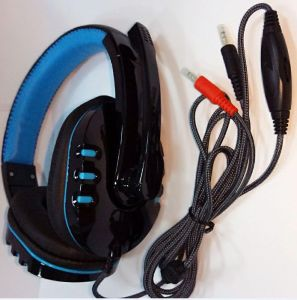 High End Headphones >> High End Noise Reduction High Quality Audio Gaming Headphones With Microphone