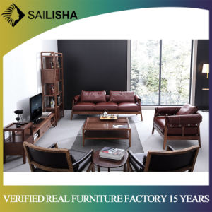 Solid Wood Frame Couch Chinese Style