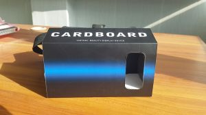 Cardboard Virtual Reality Mobile Phone Movie 3 D Glasses