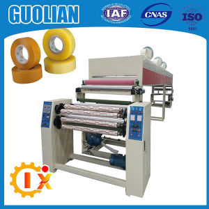Gl-1000c Low Noise Printed Sealing Tape Coating machine