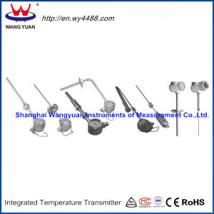 Good Quality China PT100 Temperature Transmitter pictures & photos