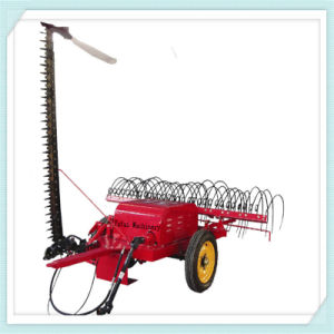 Hot Sale Grass Mower with Rake for 20-50HP Tractor