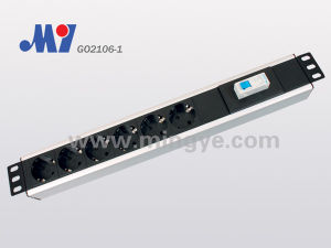 PDU with Cable and Single Air Swith (GO2106-I)