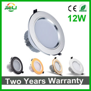 Home Lighting Fog-Proof 12W SMD5730 LED Downlight pictures & photos