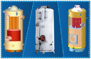 Marine Hot Water Steam Boiler
