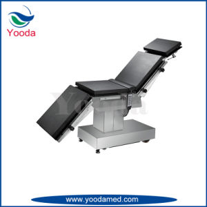 Electric and Hydraulic Medical Surgical Table pictures & photos