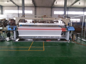 190cm Plain Water Jet Loom with Double Nozzle Similar with Tsudkoma pictures & photos