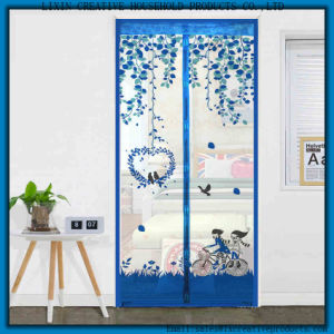 2017 Hot Style Snap Door Magnetic Mosquito Nets Insect Screen Mosquito Door Net  sc 1 st  Lixin Creative Household Products Co. Ltd. & China 2017 Hot Style Snap Door Magnetic Mosquito Nets Insect Screen ...