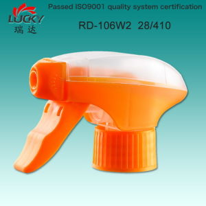 All Plastic Metal Free Trigger Sprayer 28/410 Rd-106W pictures & photos