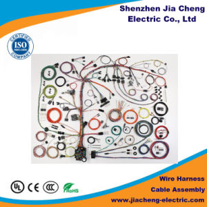 Professional OEM Automotive Wiring Harness Fuse Circuit Universal Application pictures & photos